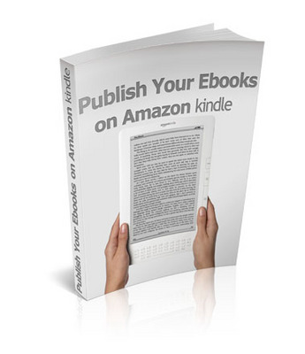 Pay for Publish Your eBooks On Amazon Kindle - Resell Rights