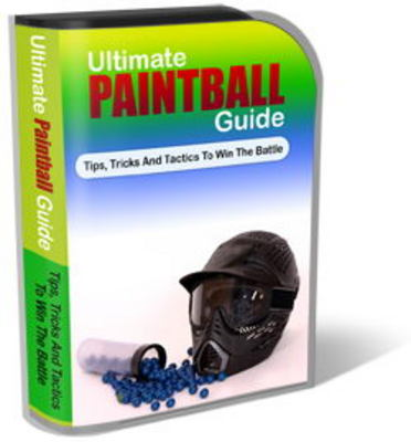 Pay for Paintball Website Template Plr Pack