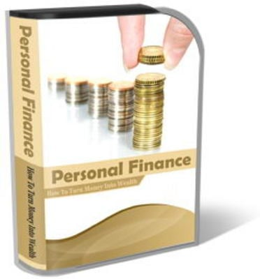 Pay for Personal Finance Website Template Plr Pack - Money Management