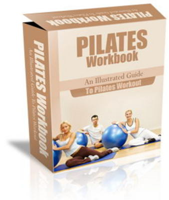 Pay for Pilates Workout Website Template Plr Pack - Pilates Exercise