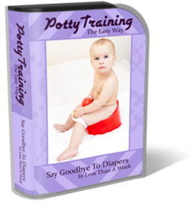 Pay for Potty Training Website Template Plr Pack - Toilet Training
