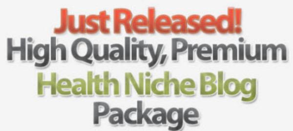 Pay for 25 Turnkey Wordpress Health Niche Blogs PLR MRR