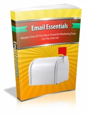 Pay for Email Essentials MRR Ebook & Giveaway Report
