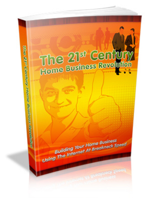 Pay for 21st Century Home Business Revolution MRR Ebook