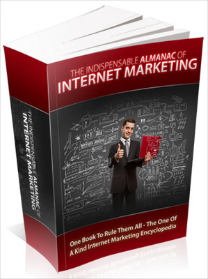 Pay for Indispensable Almanac Of Internet Marketing MRR Ebook & Giveaway Report