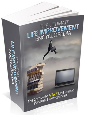 Pay for The Ultimate Life Improvement Encyclopedia MRR Ebook - Holistic Personal Development