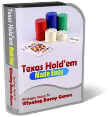 Pay for Texas Holdem Website Template Plr Pack