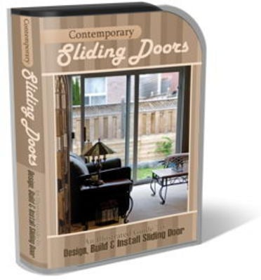 Pay for Sliding Doors Website Template Plr Pack