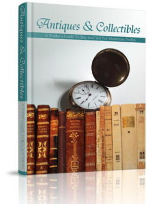 Pay for Antiques Collectibles Website Template Plr Pack