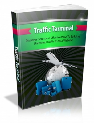 Pay for Traffic Terminal MRR Ebook & Giveaway Report