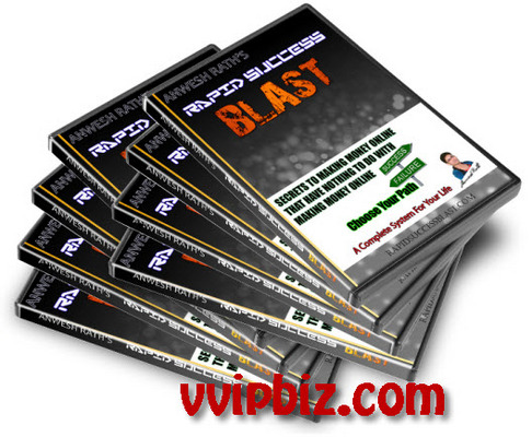 Pay for Rapid Success Blast Videos Course with MRR