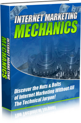 Pay for Internet Marketing Mechanics MRR & Giveaway Rights