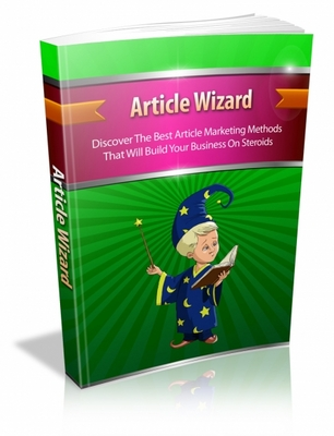 Pay for Article Wizard - Article Marketing Secrets MRR Ebook