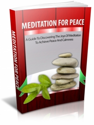 Pay for Meditation for Peace MRR Ebook & Giveaway Report