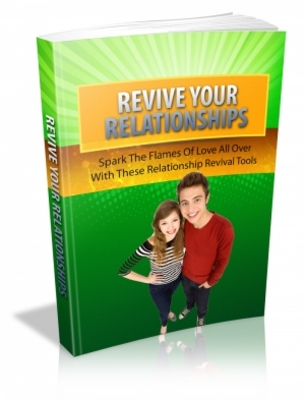 Pay for Revive Your Relationships MRR Ebook & Giveaway Report