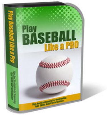 Pay for Baseball Website Template Plr Pack
