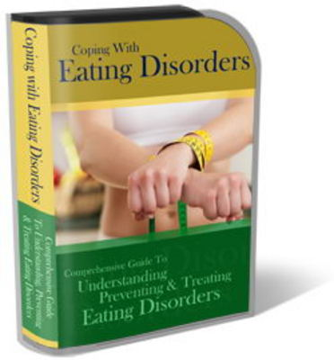 Pay for Eating Disorders Website Template Plr Pack
