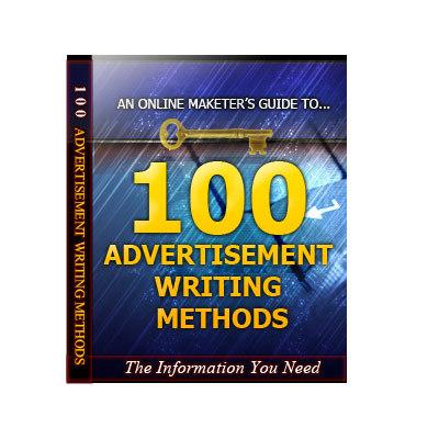 Advertisement writing