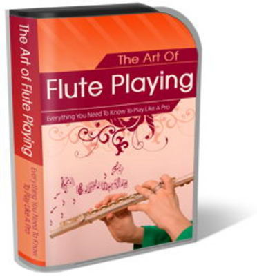 Pay for Flute Playing Website Template Plr Pack