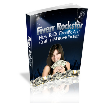 Pay for Fiverr Rockstar MRR Ebook with Giveaway Rights