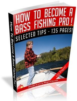 Pay for How To Become A Bass Fishing Pro MRR Ebook