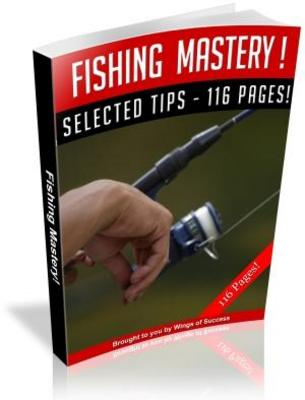 Pay for Fishing Mastery Trout Fishing Secrets MRR ith Giveaway Right