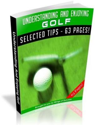 Pay for Understanding And Enjoying Golf MRR with Giveaway Rights eBooks