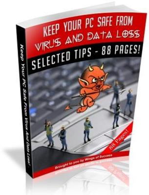 Pay for Keep Your PC Safe From Virus And Data Loss MRR with Giveaway Rights eBook