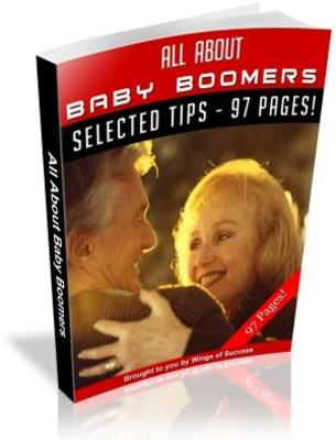 Pay for The Complete Guide for Baby Boomers MRR Ebook