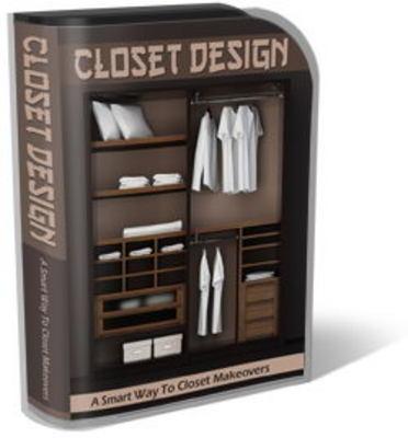 Pay for Closet Design Website Template Plr Pack