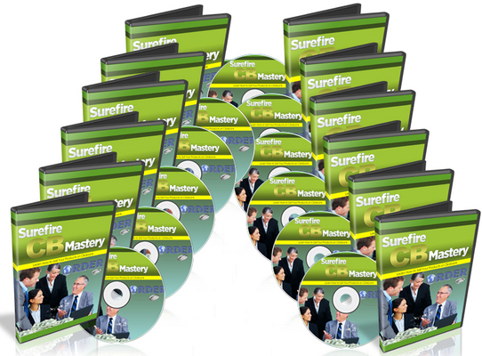 Pay for Surefire Clickbank Mastery 10 Part Video Course - Resale Right