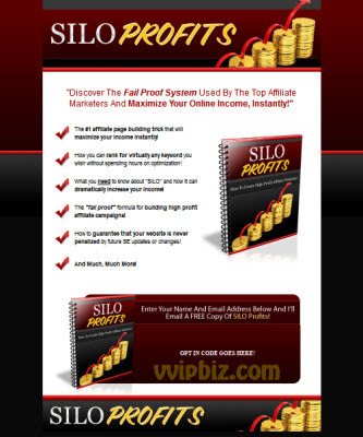 Pay for SILO Profits MRR Ebook with Giveaway Rights