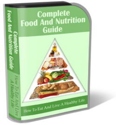 Pay for Food Nutrition Website Template Plr Pack