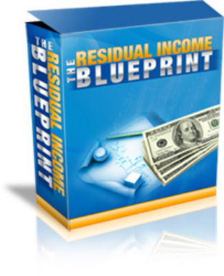 Pay for The Residual Income Blueprint Audio And Transcripts - Viral eBook
