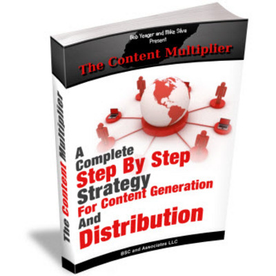 Pay for The Content Multiplier - Content Generation And Distribution MRR Ebook