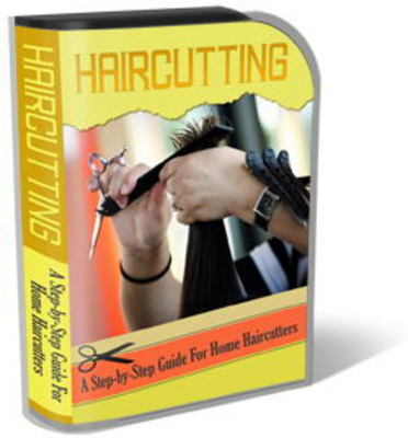 Pay for Hair Cutting Website Template Plr Pack