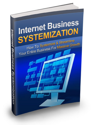 Pay for Internet Business Systemization MRR / Giveaway Rights