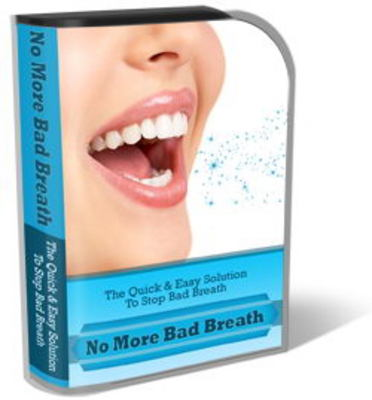 Pay for Bad Breath Website Template Plr Pack