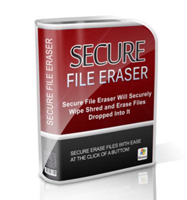 Pay for Secure File Eraser MRR Software / Giveaway Rights