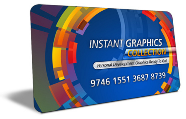 Pay for Personal Development Instant Graphics Collection MRR