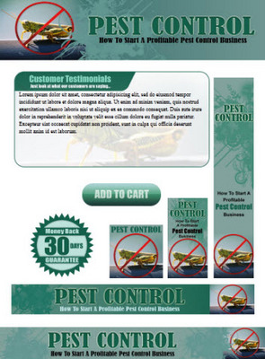 pest control website template plr pack download. Black Bedroom Furniture Sets. Home Design Ideas