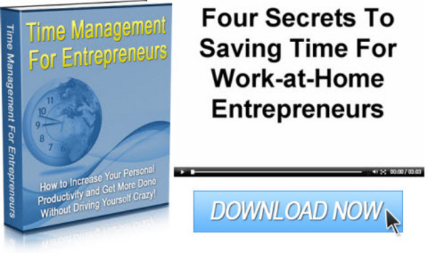Pay for Time Management For Entrepreneurs MRR/ Giveaway Rights