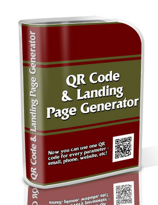 Pay for QR Code & Landing Page Generator Software