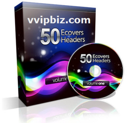 Pay for Graphics Ease 50 eCovers & Headers MRR Package