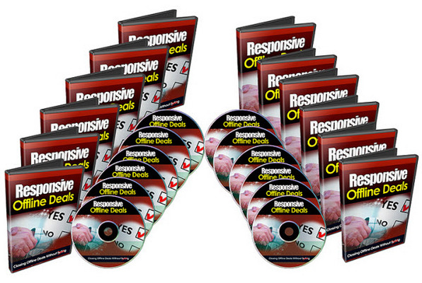 Pay for Responsive Offline Deals PLR Video Course