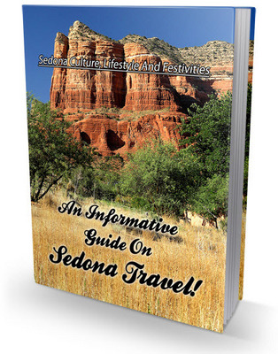 Pay for An Informative Guide on Sedona Travel MRR eBook & Audio
