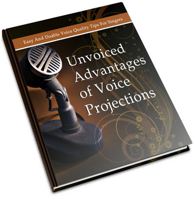 Pay for Unvoiced Advantages of Voice projections MRR eBook & Audio