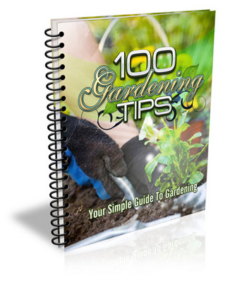 Pay for 100 Gardening Tips MRR /Giveaway Rights