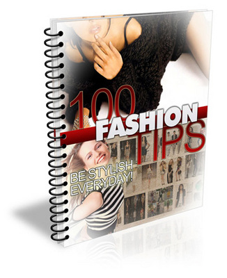 Pay for 100 Fashion Tips MRR /Giveaway Rights