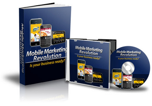 Pay for Mobile Marketing Revolution MRR Package - eBook and Videos